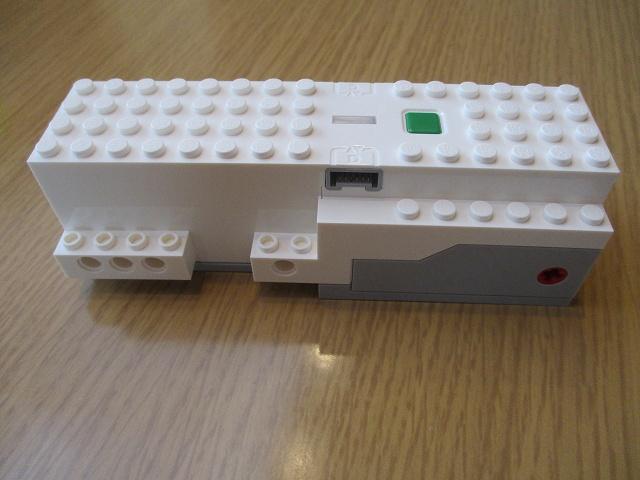 レゴブーストのムーブハブ